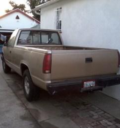 90 chevy pickup [ 1600 x 1200 Pixel ]