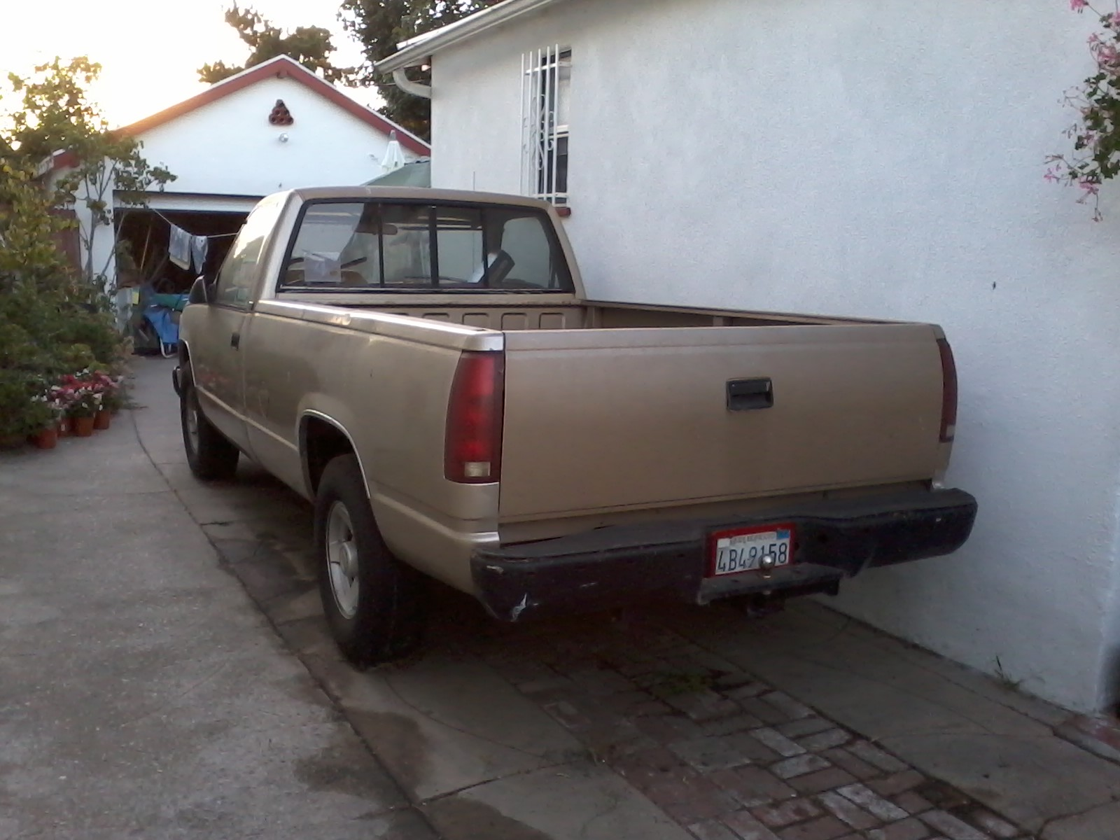 hight resolution of 90 chevy pickup
