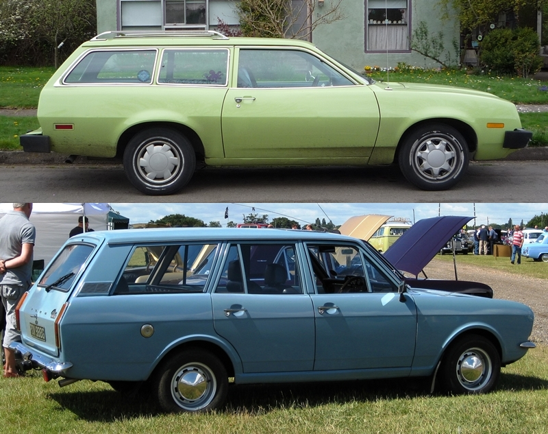 Curbside classic 1980 pinto wagon the pintos long colorful end more likely sciox Gallery