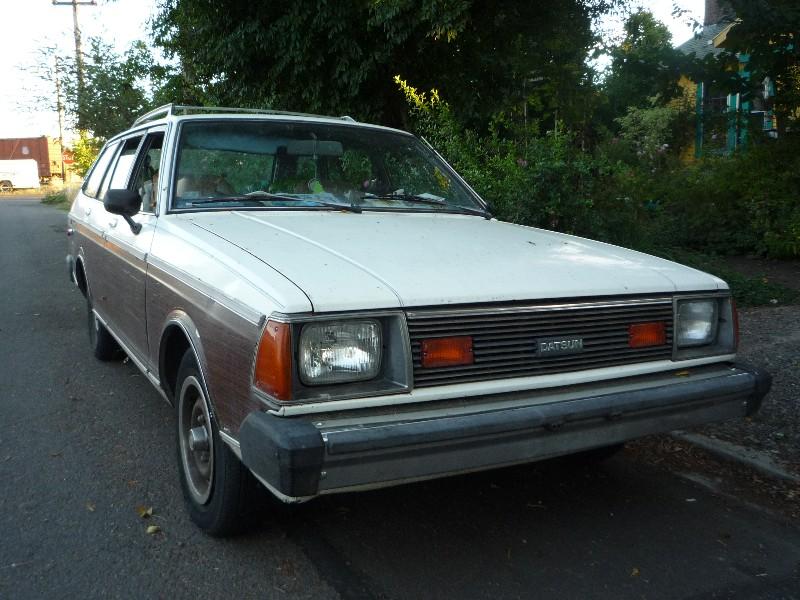 CC Classic: 1980 Datsun 210 Sunny – The Curbside Classic Manifesto