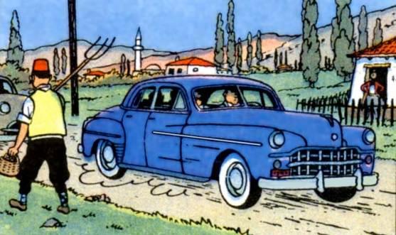 Tintin Dodge
