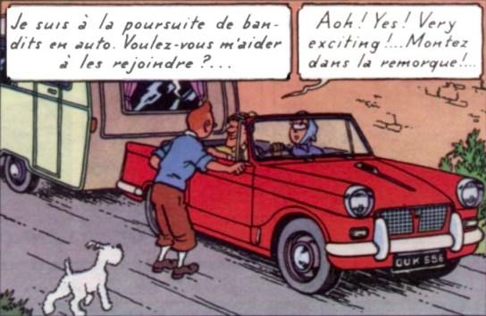 Tintin Herald