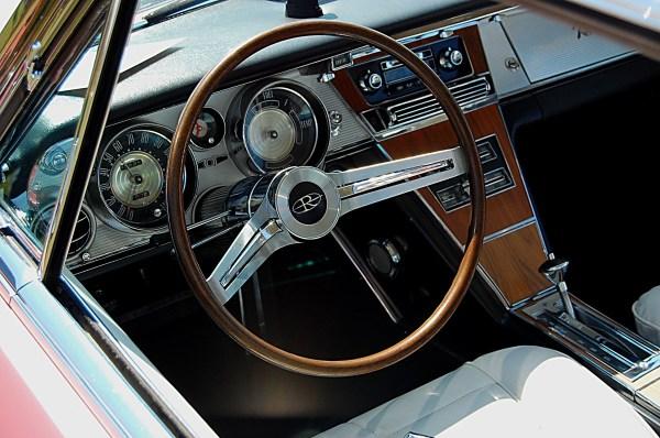 Buick 1964 Riviera dash