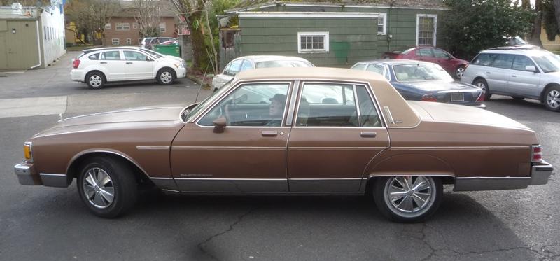 CC Capsule: 1986 Pontiac Parisienne: Yours For $400!