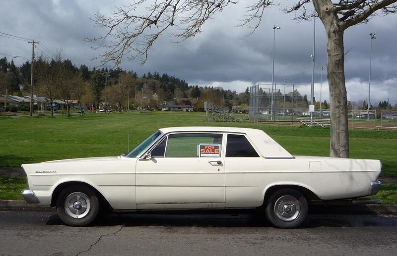 Curbside Classic Ford Custom The End Of The Stripper Tudor Era