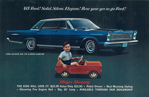 Ford 1965 LTD ad 3