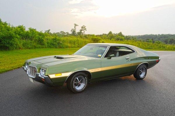 Ford 1972 Torino