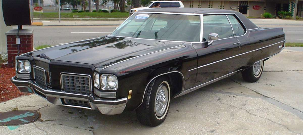 Curbside Classic 1972 Oldsmobile 98 Hardtop Coupe Not