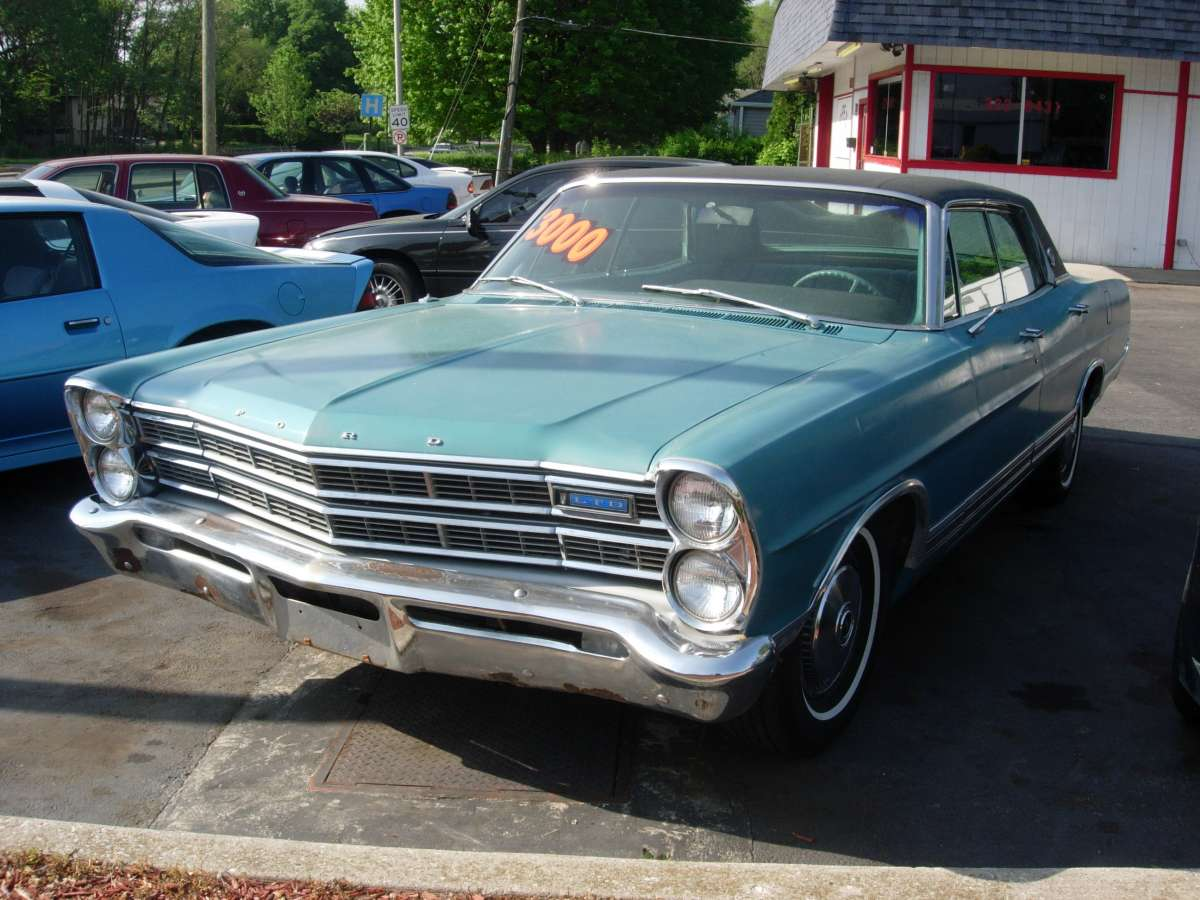 1967 Ford Galaxie 390 Wiring Diagram Best Electrical Circuit 1966 Curbside Classic Ltd The Forgotten Rh Curbsideclassic Com 500 Harness