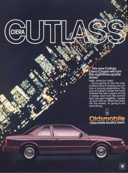olds 1987 cutlass ciera coupe_1987_side