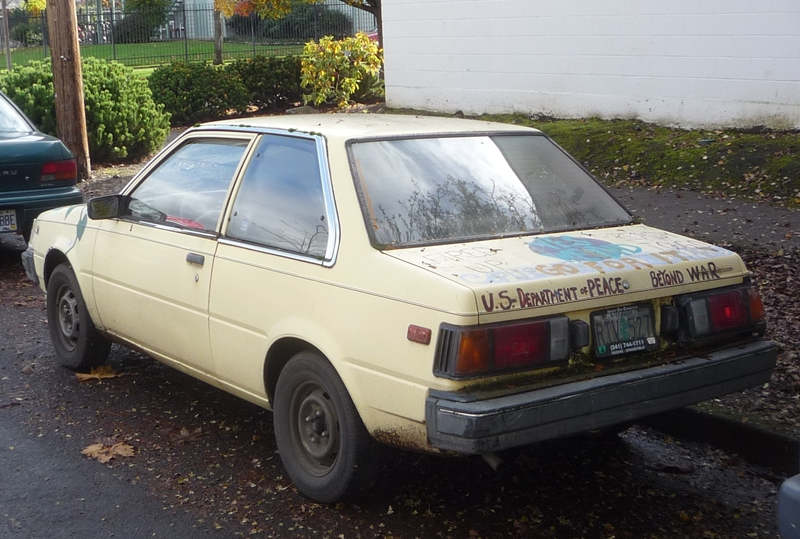 Curbside Classic 1985 Nissan Sentra B11 A Fish Out Of Rodeo Drive Curbside Classic Ever since then, it has been running good. 1985 nissan sentra b11