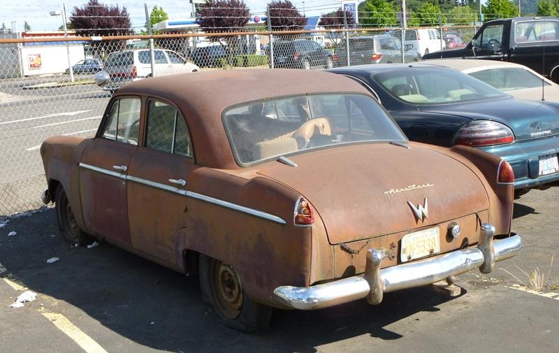 Curbside Classic: 1953 Willys Aero-Lark – The Failed Sneak