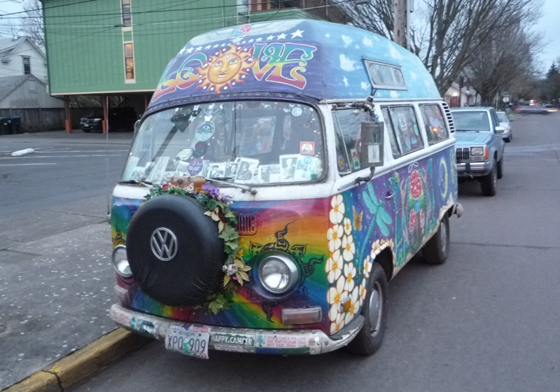 hippie bus pictures by pn which were just waiting for. Black Bedroom Furniture Sets. Home Design Ideas