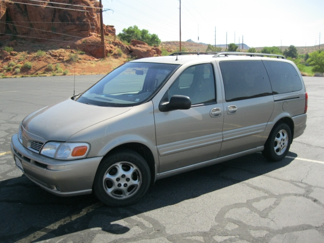 My Curbside Classic 2002 Oldsmobile Silhouette Gls This Is Your