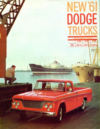 Truckstop Classic: 1967 Dodge D-200 Camper Special: We're