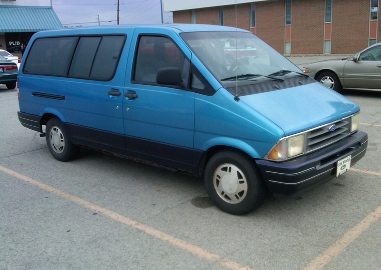 Fantastic Curbside Classic 1995 Ford Aerostar How Hard Can It Be To Unemploymentrelief Wooden Chair Designs For Living Room Unemploymentrelieforg