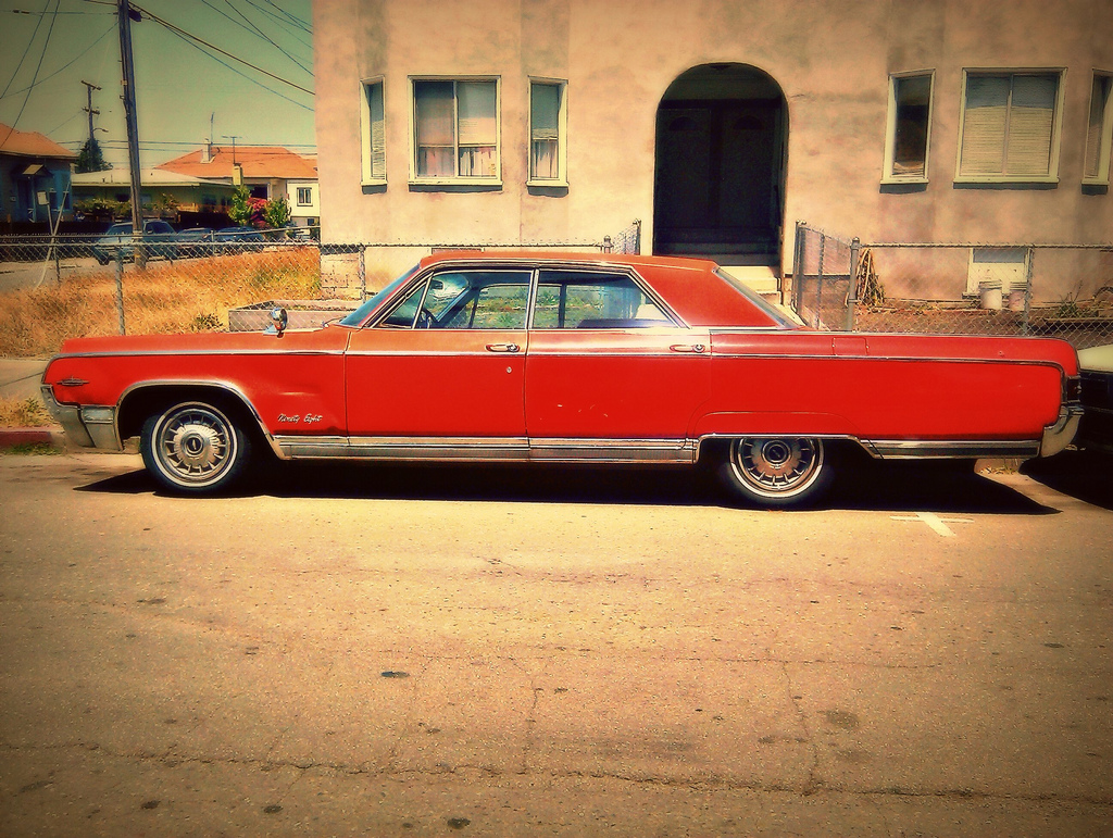 curbside classic 1964 1965 oldsmobile ninety eight in the key of c part 1. Black Bedroom Furniture Sets. Home Design Ideas
