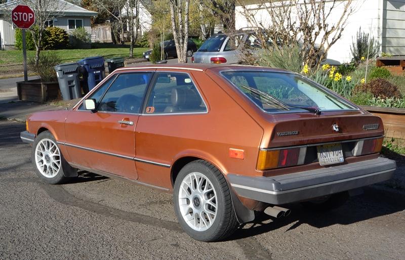 Cars Of A Lifetime 1980 Volkswagen Scirocco Fahrvergngen