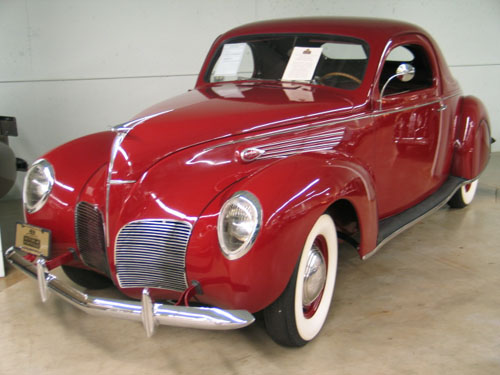 Classic Automotive History How The 1938 Lincoln Zephyr Ushered In A