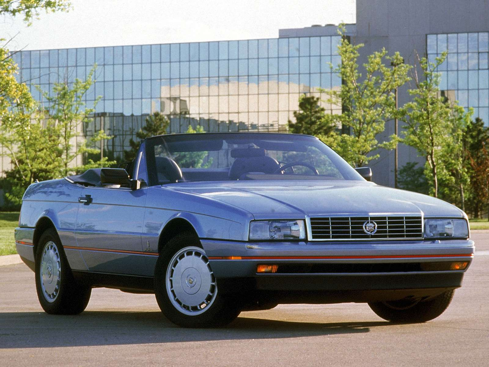 by the way the allante was the second import that cadillac attempted the first was the pininfarina built eldorado brougham in 1959 60