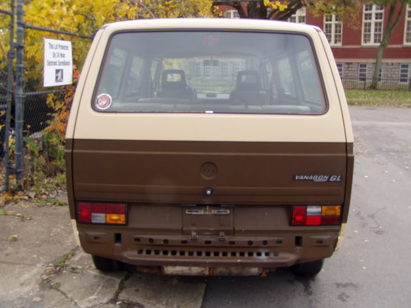 Cars Of A Lifetime: 1982 VW Vanagon Diesel – Slower Than A
