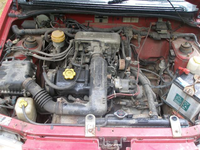 1990 Suzuki Samurai Wiring Diagram Automotive History Three Pot Stew America S Brief Fling