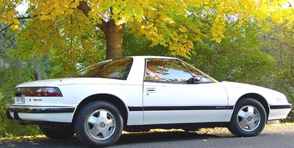 Curbside Classic: 1989 Buick Reatta – A Pudding With No Theme   Curbside  ClassicCurbside Classic
