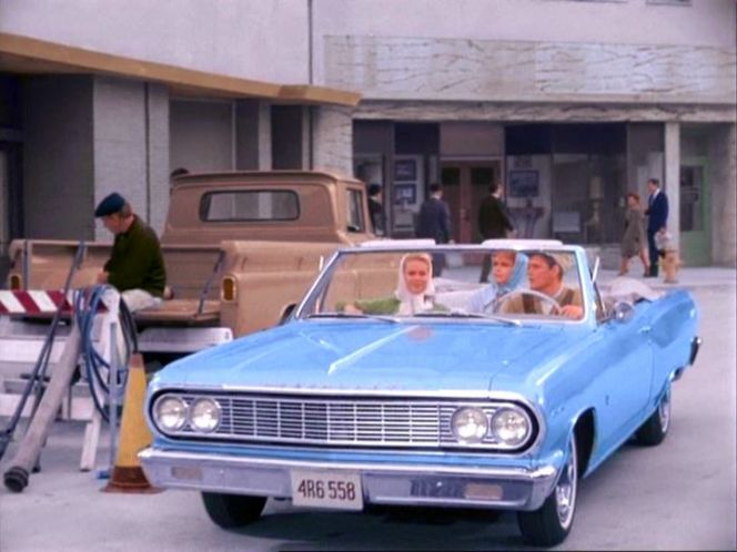 what new car did chevy release in 1968Curbside Culture The Chevrolets of Bewitched  Bewitched
