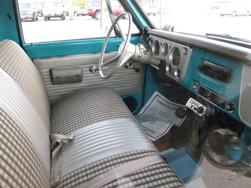 CC Capsule: 1968 GMC Pickup With Chinook Camper – Creampuff