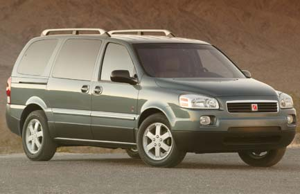 As Well As A Colossal Joke: Why Was Saturn Selling That Rebadged Mini Van  Piece Of Crap, The Relay? Or A Gigantic Seven Seater SUV, The Outlook?