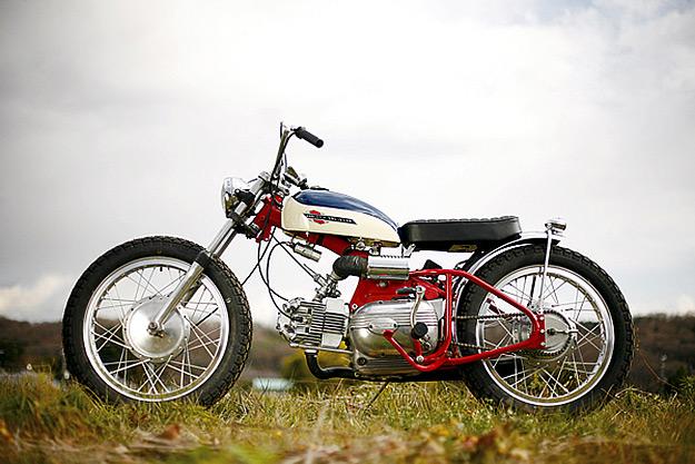 Motorcycle History: Harley Davidson Sprint – The Spaghetti