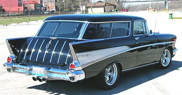 Nomad on Chevy Four Door 4x4