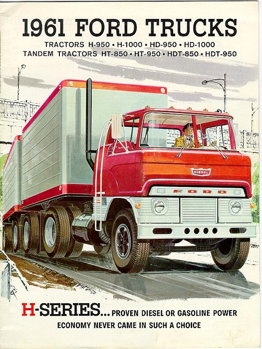 Classic automotive history the rise and fall of the american coe classic automotive history the rise and fall of the american coe semi tractor sciox Images