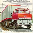 "(updated and expanded)  From the late forties through the seventies, the Cab Over Engine (""COE"") semi-tractor was the Brontosaurus of the Road.  You'd see them happily plodding along in the […]"