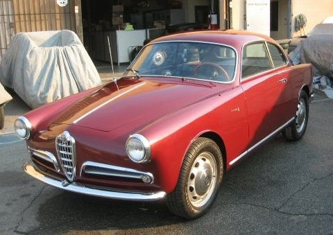 Alfa Romeo Giulietta_Sprint_Front_1