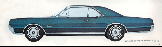 Automotive History: The 20 MPG 400 Cubic Inch 1967 Olds