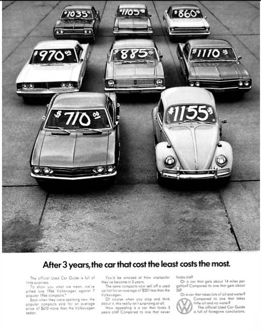 Curbside Classic: 1966 VW 1300 – The Best Beetle Of Them All