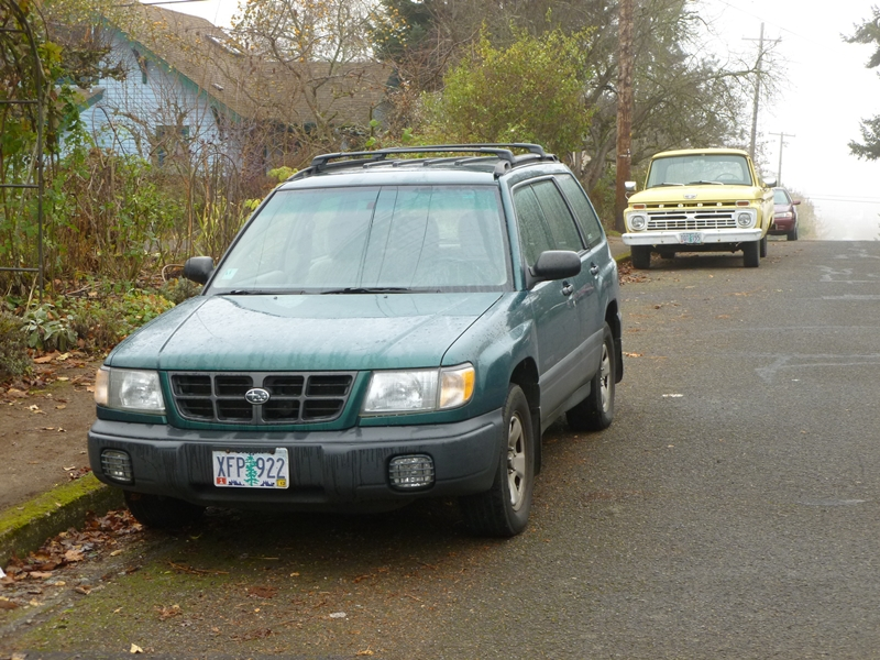 Our Curbside Classic: 2000 Subaru Forester – The True Cost Of