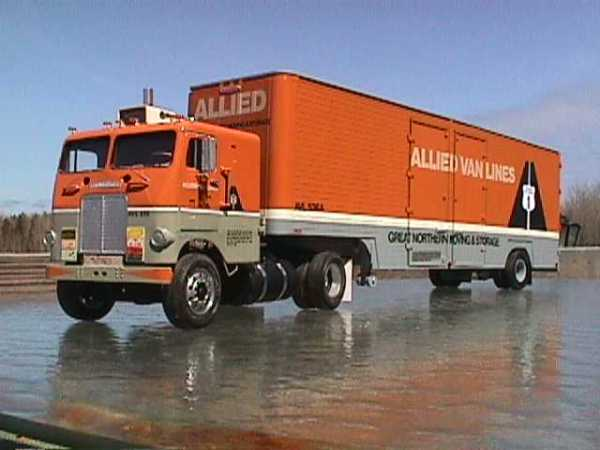 Freightliner COE allied