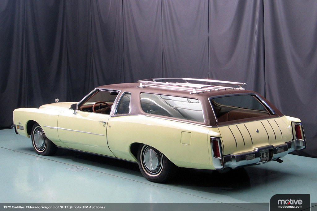 Since Cadillac Didn't Build This 1971 Eldorado Wagon, Everyone Else Did – Just Not As Well