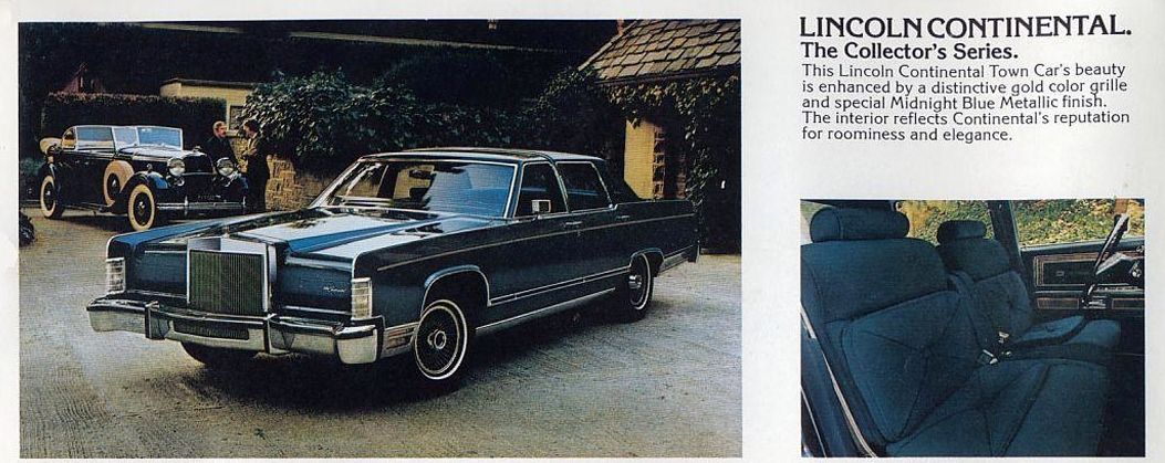 Curbside Classic 1978 Lincoln Continental Town Coupe Cafe Is Coming