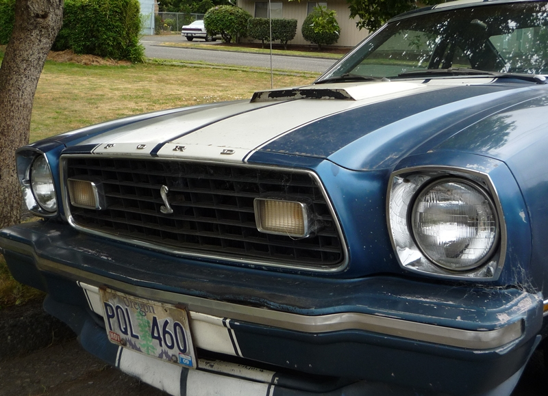 Curbside Classic: 1976 Mustang II Cobra II – Ford's Deadly