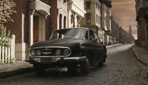 Tatra 603 Lemony Snicket