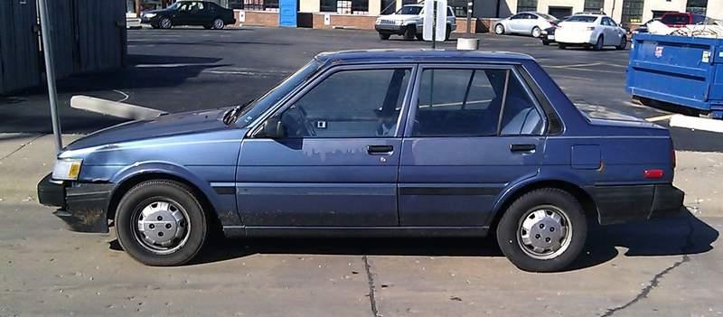 Cc Capsule 1987 Toyota Corolla Ae82 Forgotten But Not Gone