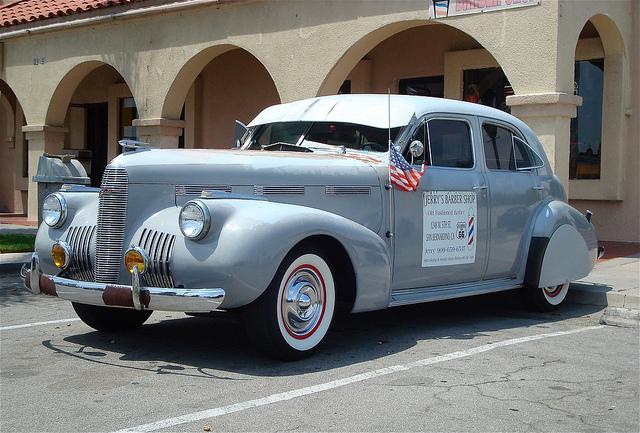 CC Capsule: 1940 LaSalle – Those Were The Days