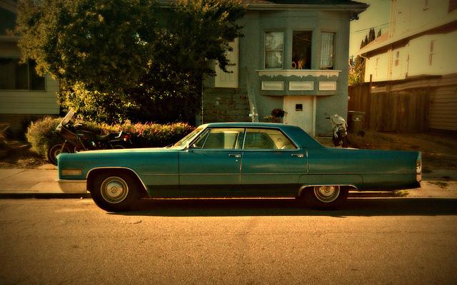 Curbside Classic 196566 Cadillac Sedan DeVille  The Kings Last