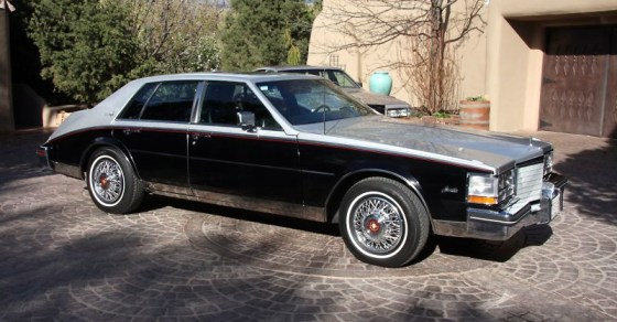 curbside classic 1980 85 cadillac seville context is everything curbside classic curbside classic