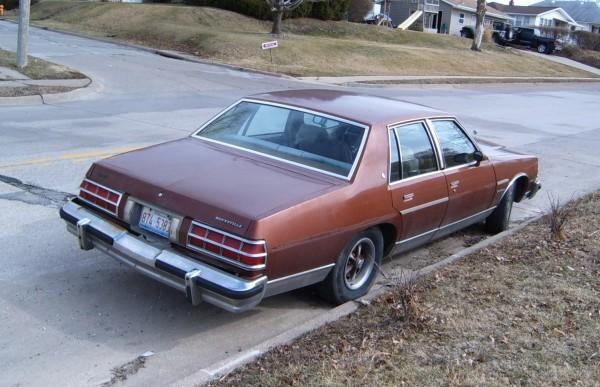 Curbside Classic Pontiac Bonneville Brougham No Pontiac