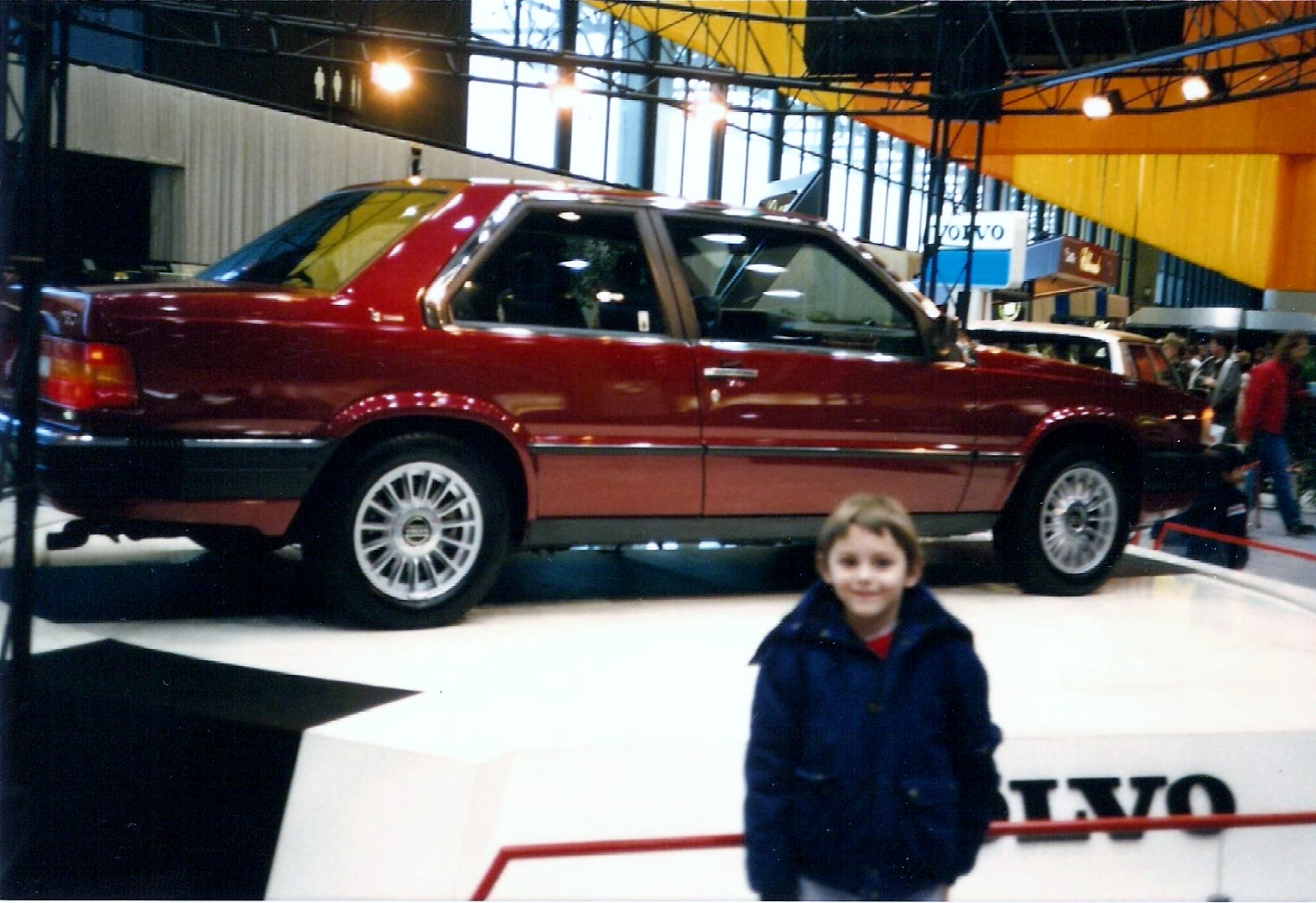 A 780 And Me...in 1988
