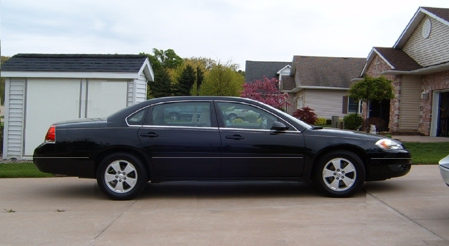 What If 2012 Chevrolet Caprice Classic Ls